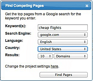 find-competing-pages