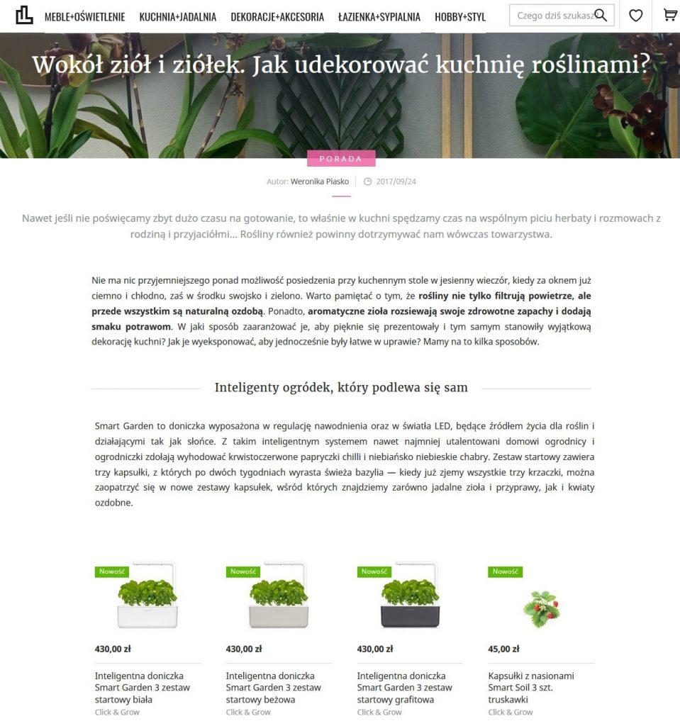 jak pozycjonować sklep z wykorzystaniem bloga