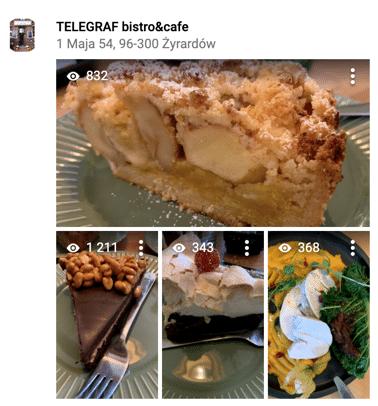 pozycjonowanie małego punktu gastronomicznego - seo lokalne